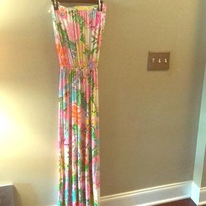 Lilly for Target Maxi Dress